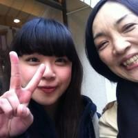 今井智子さんと