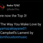 German Indie The Ranking #3 RadioTFSC 2020/7/25